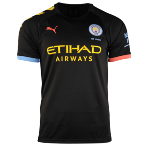 Manchester City Away Jersey Diamu