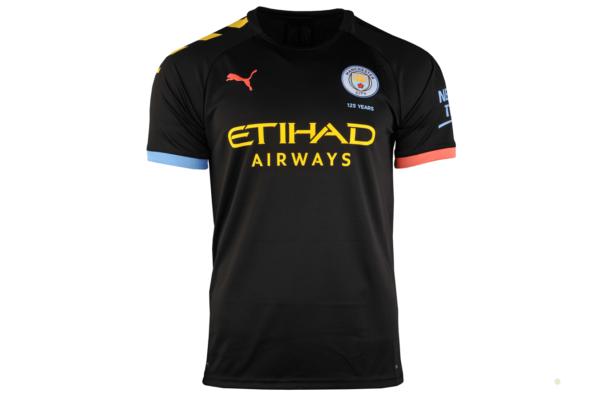 Manchester City Away Jersey Diamu
