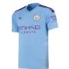 Manchester City Home Jersey Diamu