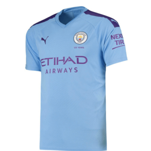 Manchester City Home Jersey Diamu