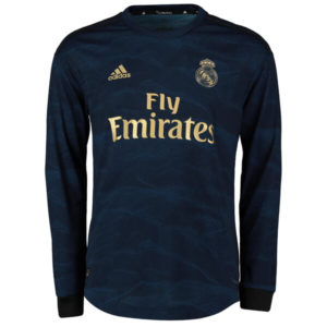 real Madrid away jersey full sleeve 2019-20