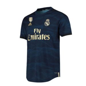 real madrid away player jersey 2019-2020