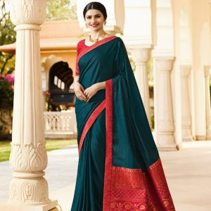 Vinay Heavy Silk Saree