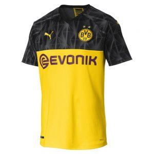 Borussia Dortmund UCL Jersey Diamu