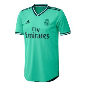 Real Madrid Third Authentic Kit 2019-20 Diamu