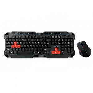 Astrum KW350 Wireless Multimedia Keyboard and Mouse Diamu