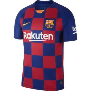 FC Barcelona Home Authentic Jersey Diamu