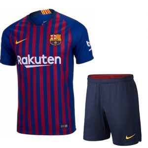 Barcelona home kids jersey Diamu