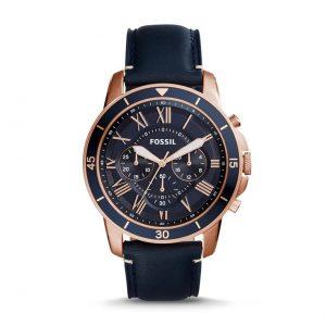 FOSSIL Men's Quartz Watch Diamu