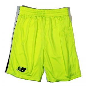 Football Jersey Shorts Lime Diamu