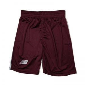 Football Jersey Shorts Maroon Diamu