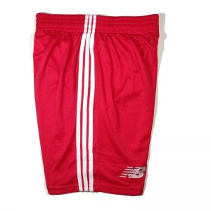 Football Jersey Shorts Red Diamu