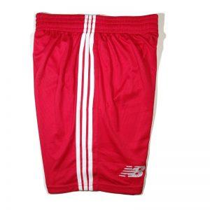 Football Jersey Shorts Red Diamu