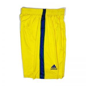 Football Jersey Shorts Yellow Diamu