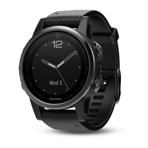 Garmin Fenix 5S Saphire Edition Black