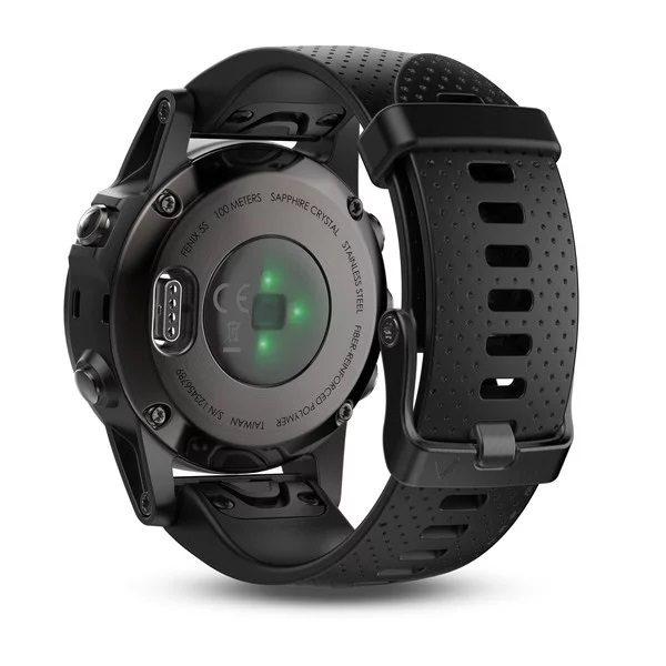 Garmin Fenix 5S Saphire Edition Black