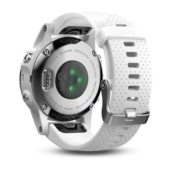 Garmin Fenix 5S Smartwatch White