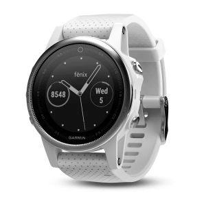 Garmin Fenix 5S Smartwatch White