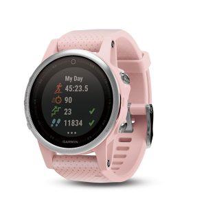 Garmin Fenix 5S Smartwatch Pink Diamu