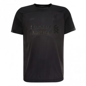 Liverpool FC Blackout Jersey Diamu