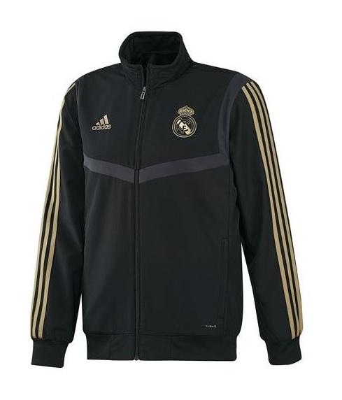 Real Madrid Presentation Jacket Diamu