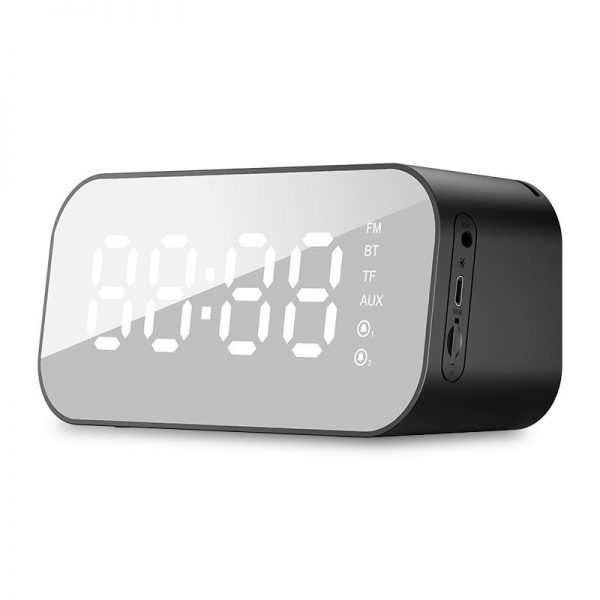 Havit MX701 Bluetooth Speaker Alarm Clock Diamu