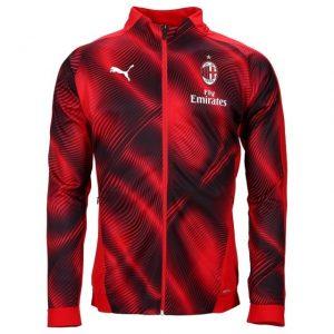 AC Milan Pre Match Jacket