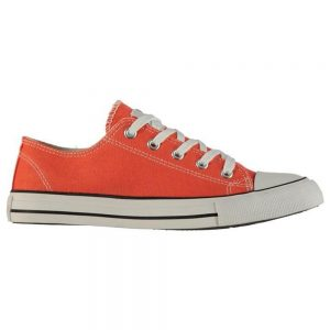 Lee Cooper Canvas Lo Shoes Ladies Diamu