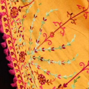 Khaadi Embroidered Shawl