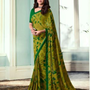 Vinay Starwalk Georgette Saree