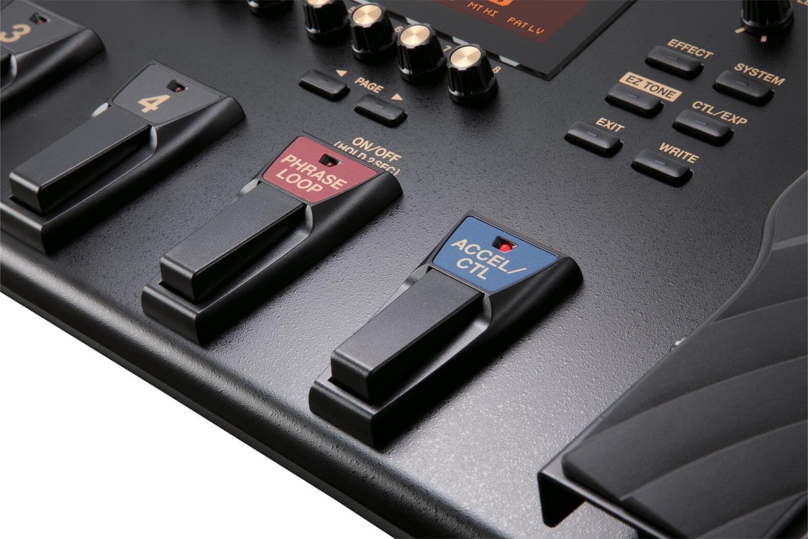 BOSS GT-100 Guitar Multi-Effects Processor Diamu