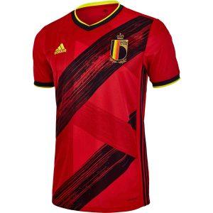 Belgium Home Jersey EURO 2020