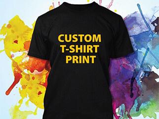 Custom T-shirt Diamu