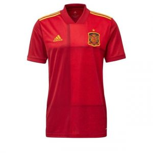 Spain Home Jersey EURO 2020