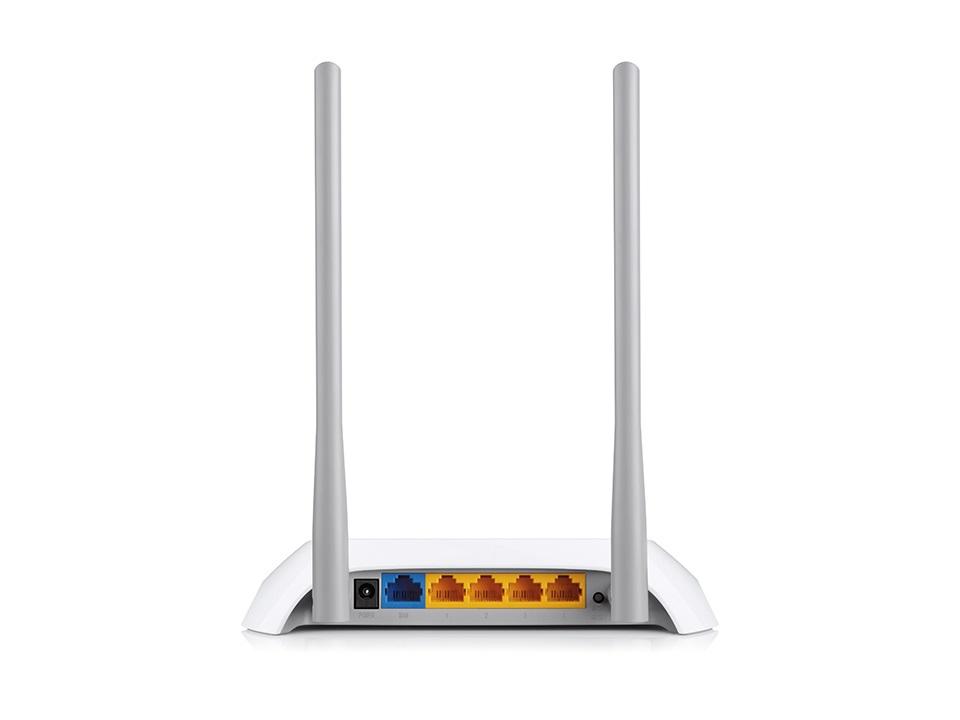 TP Link TL-WR840n 300Mbps Router 1