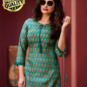 Vinay Tumba Destiny Stylish Ladies Kurti DDK-36331 (1)