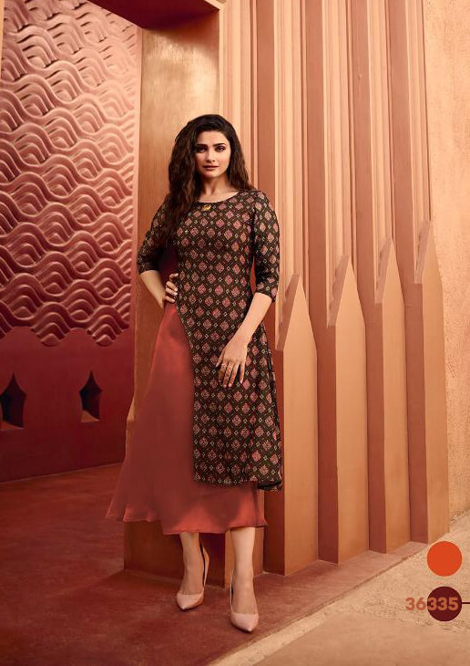 Tumba Destiny Stylish Ladies Kurti DDK-36335 1