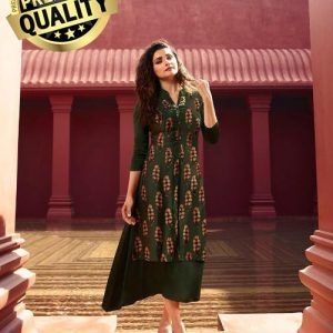 Vinay Tumba Destiny Stylish Ladies Kurti DDK-36338 1 (1)