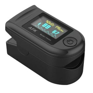 AFK YK009 Pulse Oximeter Black
