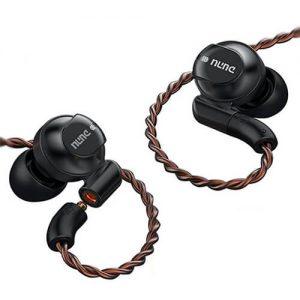 DUNU DK4001 Dynamic Driver Hybrid MMCX Aduiophile Earphone