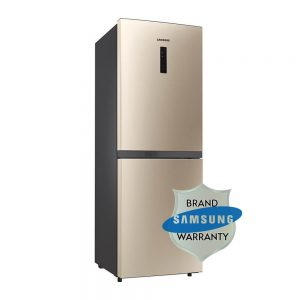 Samsung Bottom Mount Freezer RB21KMFH5SK D2 GOLD