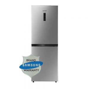 Samsung Bottom Mount Refrigerator 218L RB21KMFH5SE D3 Silver