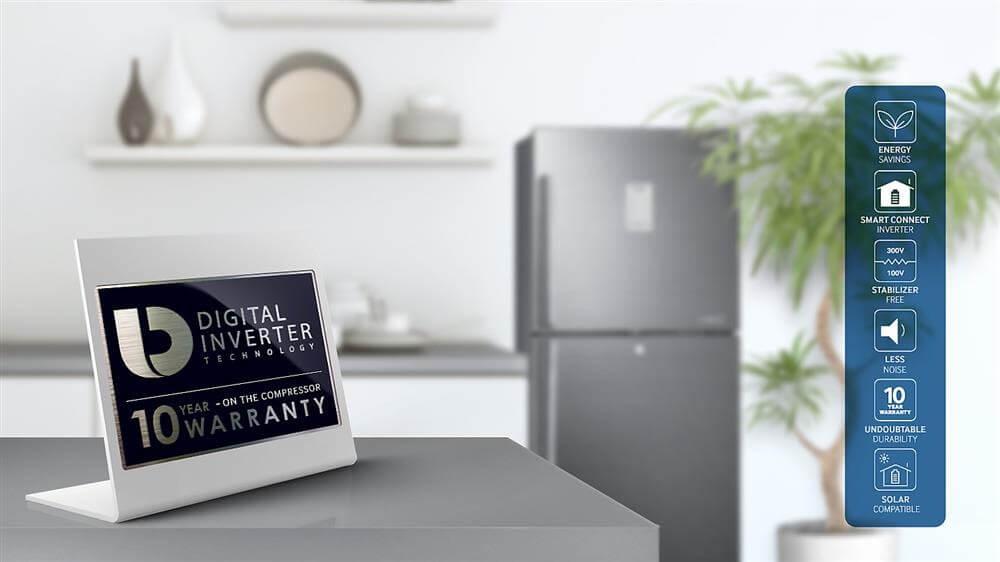 Samsung Top Mount Refrigerator Diamu