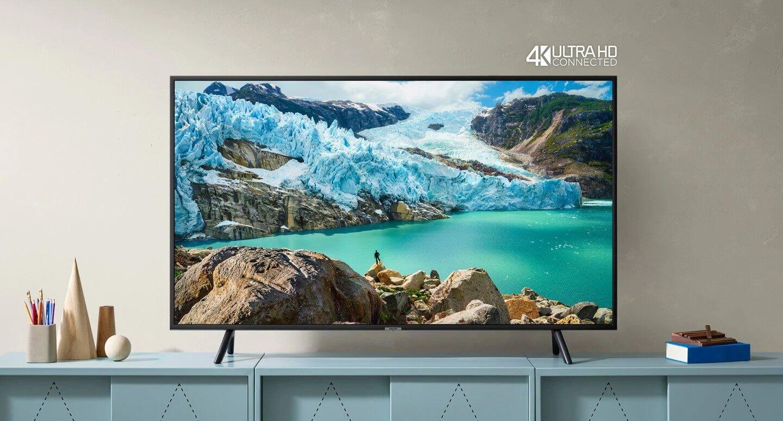 Samsung 4K UHD TV 3
