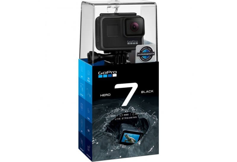 GoPro Hero7 4K Action Camera 3