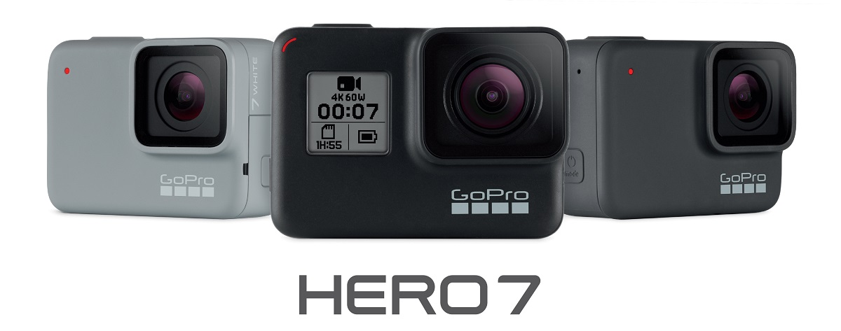 GoPro Hero7 4K Action Camera Diamu