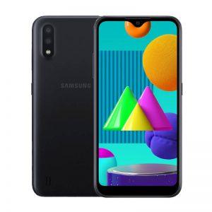 Samsung M01 Black