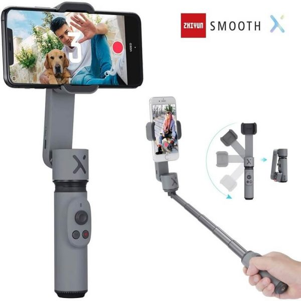 Smooth X Gimbal Stabilizer 1
