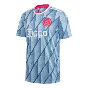 Ajax Away Jersey 2020-21 Diamu