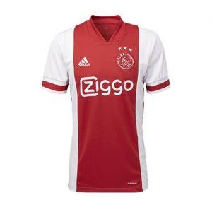Ajax Home Authentic Jersey 2020-21 Diamu
